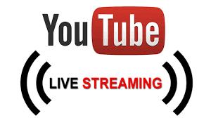 Διαδικτυακές παρουσιάσεις – Παρακολούθηση μέσω Youtube (Live Streaming)